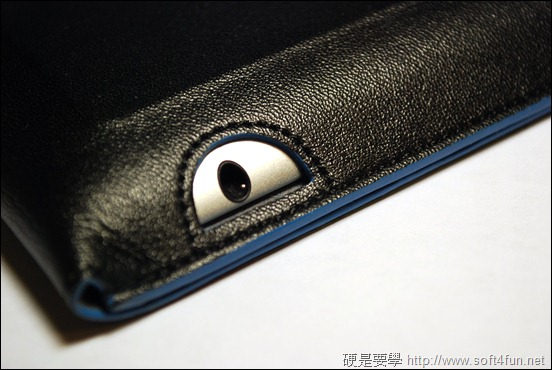 [開箱] 日系輕薄 New iPad 皮套 - Yogo ThinBook DSC_0037