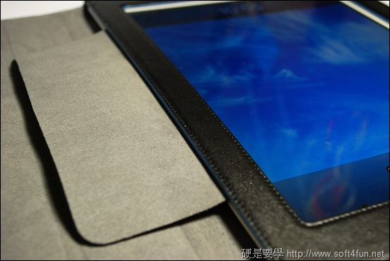 [開箱] 日系輕薄 New iPad 皮套 - Yogo ThinBook DSC_0038