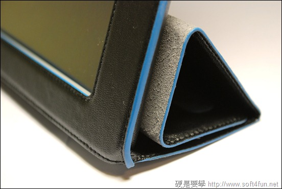 [開箱] 日系輕薄 New iPad 皮套 - Yogo ThinBook DSC_0042