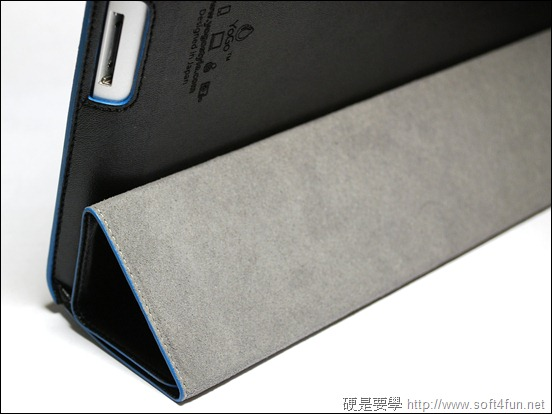 [開箱] 日系輕薄 New iPad 皮套 - Yogo ThinBook DSC_0046