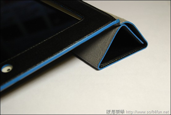[開箱] 日系輕薄 New iPad 皮套 - Yogo ThinBook DSC_0051