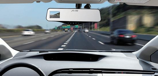 行車紀錄器安裝視角建議-結合後照鏡