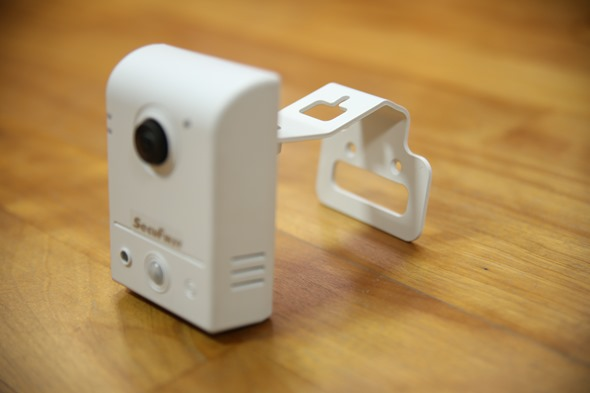 SecuFirst WP-P01S 180度超廣角無線攝影機評測 IMG_8257