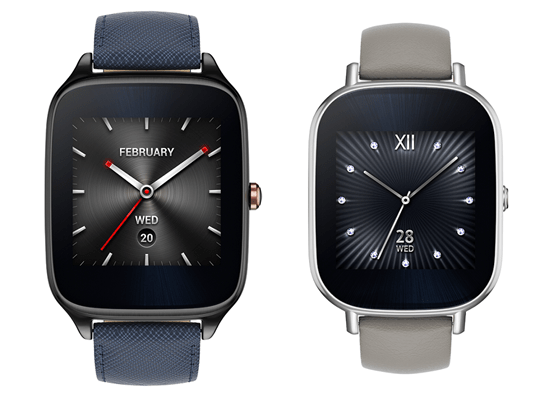 IFA 展前發表會,華碩推出 ZenWatch 2、ZenFone Zoom、Vivo Stick PC、Zen AiO S 與 RT-AC5300 五款新產品 zenwatch-2
