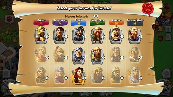 再續經典!世紀帝國 Age of Empire: Castle Siege 正式上架 Windows Store Screenshot.380347.1000005