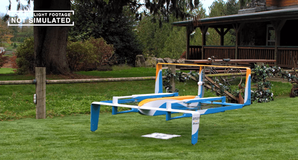無人機送貨時代正式來臨!Amazon 公開 Prime Air 真實運作影片 image_10