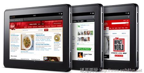 亞馬遜 (Amazon) 推出 Kindle Fire 平板電腦 image_7