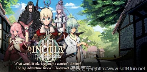 [Android遊戲] iOS 移植強檔大作:Inotia 3: Children of Cania 官方中文版[update] f-1024-6