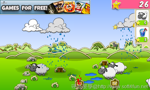 [Android遊戲] 超可愛的綿羊農場經營遊戲「Clouds & Sheep」保證愛不釋手喲~ android_cloudssheep-07