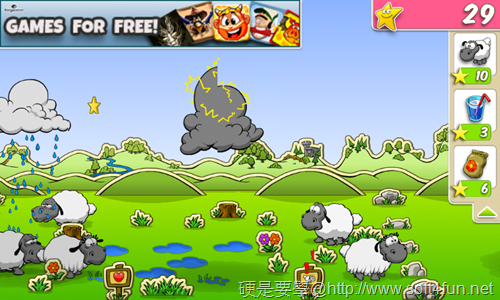 [Android遊戲] 超可愛的綿羊農場經營遊戲「Clouds & Sheep」保證愛不釋手喲~ android_cloudssheep-08
