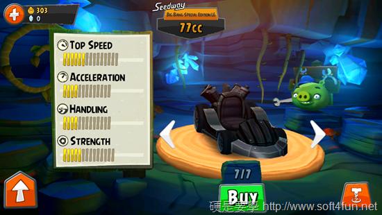 Angry Birds Go:憤怒鳥賽車遊戲來了!iOS、Android、WP 8 同步推出 2013-12-11-21.41.00