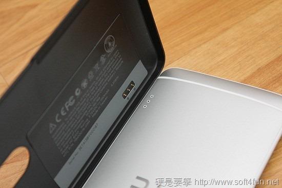 加大 HTC One Max 電池續航力,Power Flip Case 輕巧簡便的最佳選擇 IMG_0631