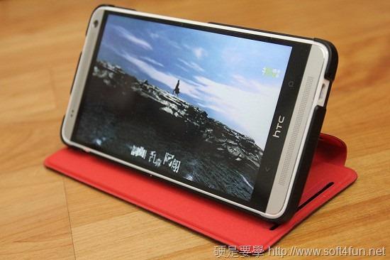 加大 HTC One Max 電池續航力,Power Flip Case 輕巧簡便的最佳選擇 IMG_0648