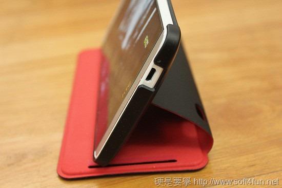 加大 HTC One Max 電池續航力,Power Flip Case 輕巧簡便的最佳選擇 IMG_0650