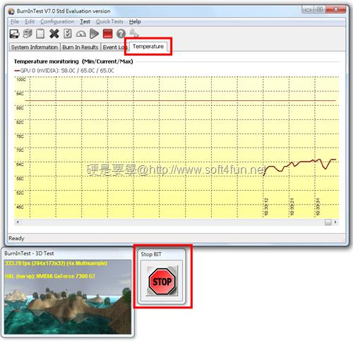 電腦燒機測試軟體「BurnInTest」測試硬體的穩定和極限 burnintest-03