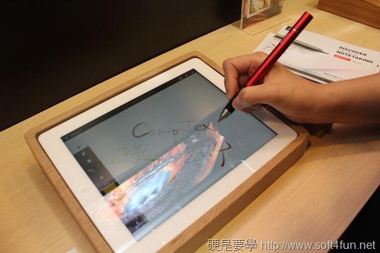 [COMPUTEX 2014] Adonit Jot Script 防掌觸觸控筆,1.9mm 極細筆尖新體驗 IMG_3183