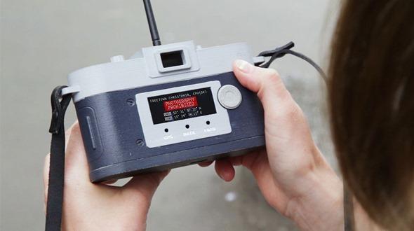 [科技新視野] Camera Restricta史上第一台不聽話相機,讓攝影師又愛又恨的新法寶 restrictaprohibited