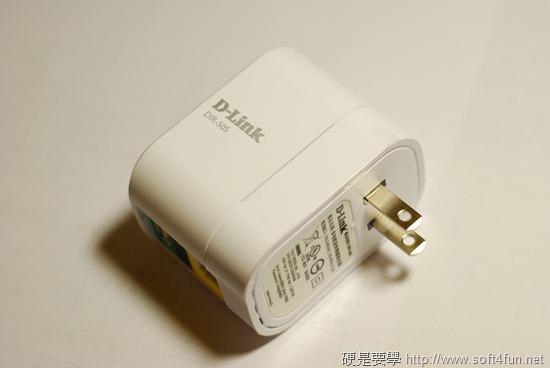 [開箱] 專為旅遊、外出設計的無線網路分享器 - D-Link DIR-505 (雲旅機) DSC_0008