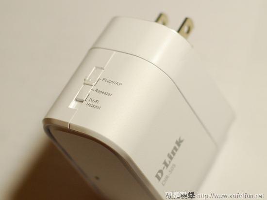 [開箱] 專為旅遊、外出設計的無線網路分享器 - D-Link DIR-505 (雲旅機) DSC_0011