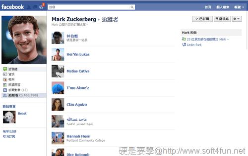 一次搞懂 Facebook 訂閱功能 Facebook--01