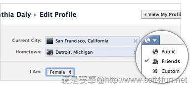 Facebook 更新:瞭解更新前後分享功能及個人隱私權限設定差異 8e146c5797fe