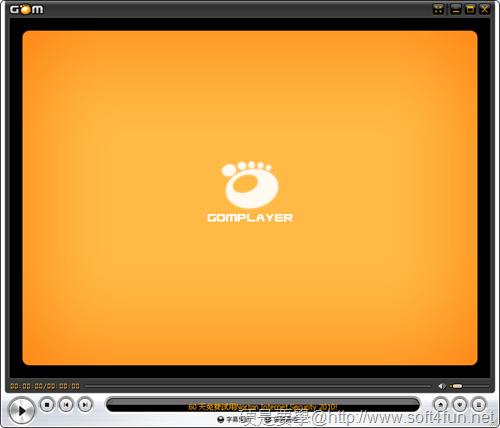影音播放軟體「GOM Player」支援超多影片格式及字幕功能 [update] GOM_Player-01