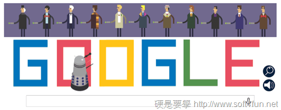 doctor who google