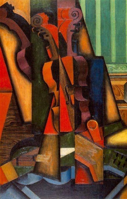[Google Doodle] Juan Gris 西班牙立體派畫家125歲誕辰 juan-gris-05