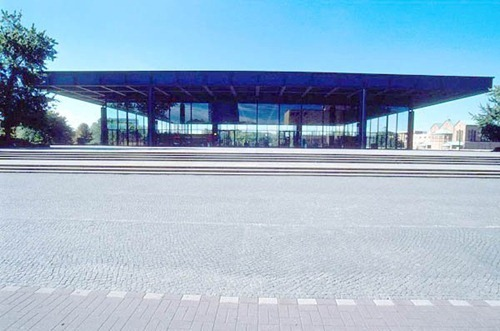 [Google Doodle] Mies van der Rohe 現代主義建築大師126歲誕辰 6