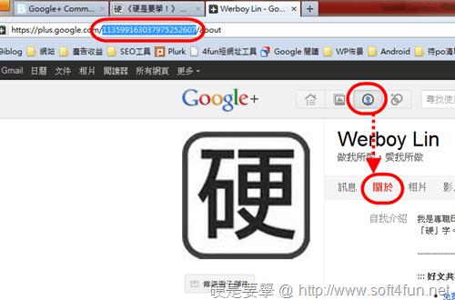 Google+ 網頁工具(Widget),讓大家一起加入你的圈圈吧 GoogleWidget-02