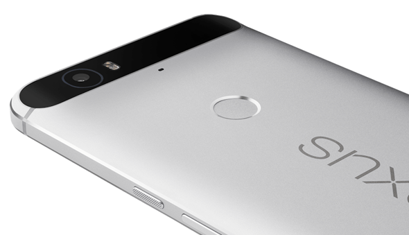 Google 推出搭載 Android 6.0 Marshmollow 系統手機:Nexus 5X、Nexus 6P,售價 12,900 起 nexus-6p