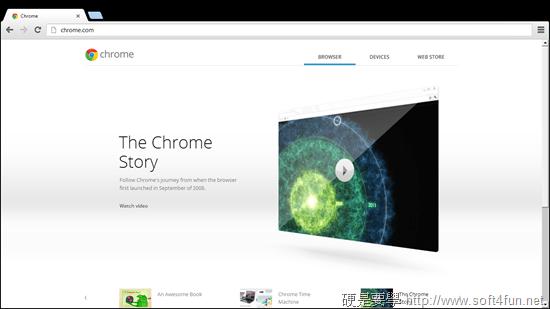 Google 為 Windows 8 推出 Google 搜尋應用程式,帶您重返 Google 使用環境 chrome