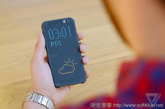 最新 HTC One (M8) 雙鏡頭旗艦機亮相,特色規格搶先看! htc-one-m8-dot-view-case