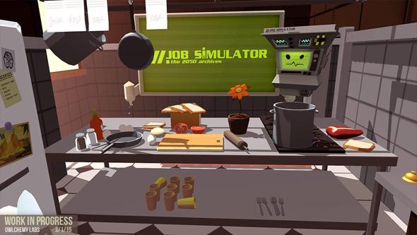 極度逼真!HTC Vive 虛擬實境眼鏡體驗心得 kitchen01