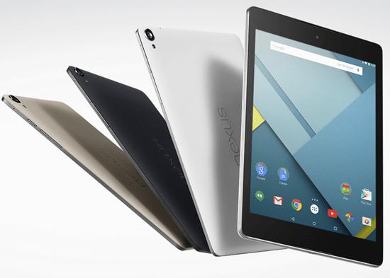 HTC 與 Google 攜手推 Nexus 9 首款 Android 5 Lollipop 平板 Snip20141016_26