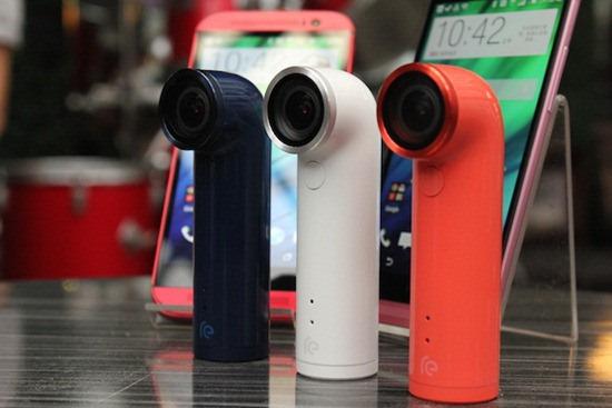 HTC RE 防水迷你攝錄機3日開賣,3 種管道享受降價 1,000元優惠! htcre3