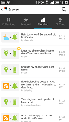 IFTTT Android iOS-06