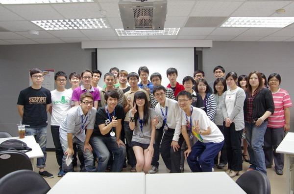 【Let's WordPress IN Tainan 南部首 IN 會】活動心得+幕後花絮 wp17