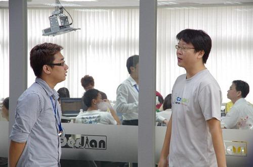 【Let's WordPress IN Tainan 南部首 IN 會】活動心得+幕後花絮 wp30