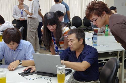 【Let's WordPress IN Tainan 南部首 IN 會】活動心得+幕後花絮 wp31