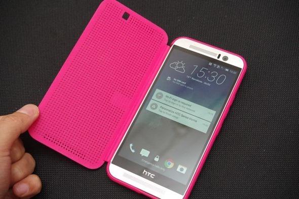 [MWC 2015] 金屬工藝的經典傳承, HTC One (M9) 快速動手玩 clip_image027