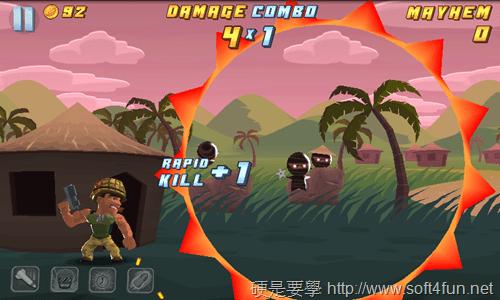 玩過都說讚的單兵拯救女友大作戰:Major Mayhem(Android) 2012-09-07_13-29-58_thumb