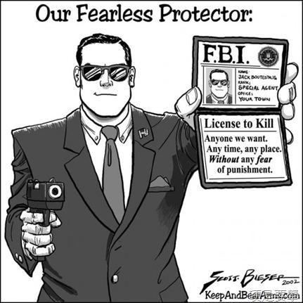 SOPA法案、Megaupload 事件懶人包 fbi-monitor-social-network