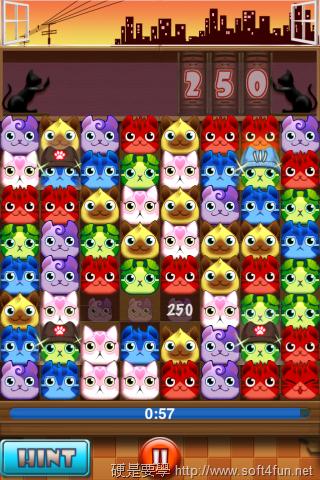 [新創市集] 可愛的國產療癒系方塊遊戲 MeowMeowPuzzle pic2