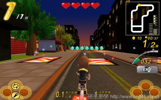 moLo Sport 互動娛樂健身車,愛上運動就是這麼簡單! image045