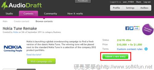 【Nokia tune remake 官方競賽活動】重製 Nokia 經典鈴聲,獎項、獎金超優渥(10,000美元) nokia-tune-remake-contest-02