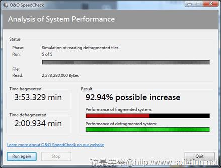 硬碟重組效能分析_speedcheck-03