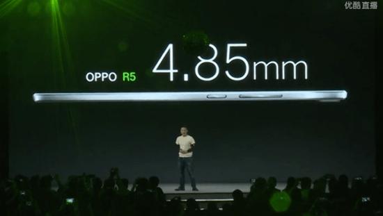 OPPO重磅推出OPPO R5、N3,挑戰全球最強智慧型手機 OPPOR5