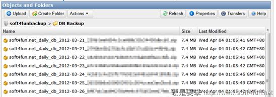 SOHO 必備,一次管理多個 WordPress 的好幫手 backup_aws