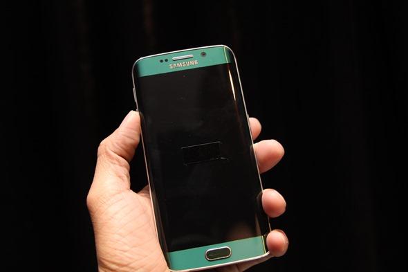 Samsung GALAXY S6 Edge 曲面螢幕手機動手玩(台灣) IMG_7631